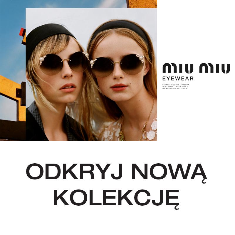 Nowe kolekcje w salonach Viu Viu Optica