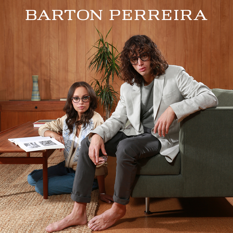 Barton Perreira w salonach Viu Viu